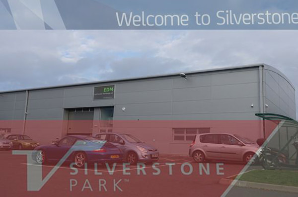 Located at Silverstone Park