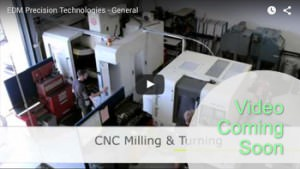 CNC Milling and turning Video