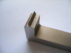 material testing clip gauge extender