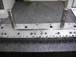 making press tool repair inserts