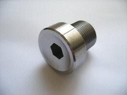 Press tool bolt