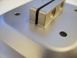 F1 bracket for floor tray