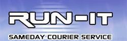 Run-it sameday Logo